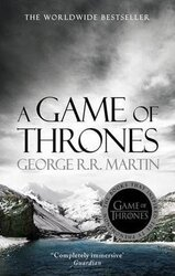 A Song of Ice and Fire. Book 1. A Game of Thrones - фото обкладинки книги