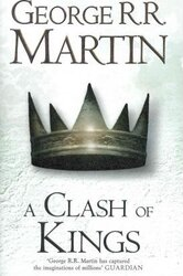 A Song of Ice and Fire. Book 2. Clash of Kings - фото обкладинки книги