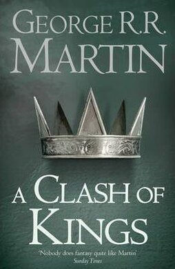 A Song of Ice and Fire. Book 2. Clash of Kings - фото книги