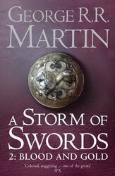 A Song of Ice and Fire. Book 3. A Storm of Swords. Part 2. Blood and Gold - фото обкладинки книги