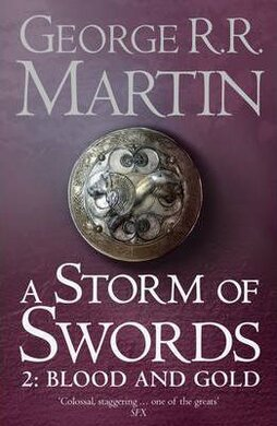 A Song of Ice and Fire. Book 3. A Storm of Swords. Part 2. Blood and Gold - фото книги