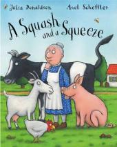 A Squash and a Squeeze - фото обкладинки книги