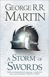 A Storm of Swords (A Song of Ice and Fire, Book 3) - фото обкладинки книги