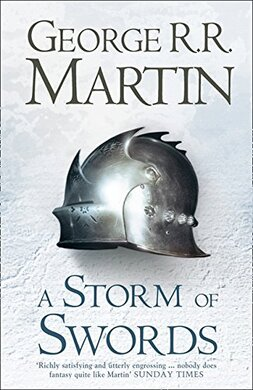 A Storm of Swords (A Song of Ice and Fire, Book 3) - фото книги