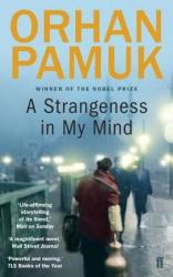 A Strangeness in My Mind - фото обкладинки книги