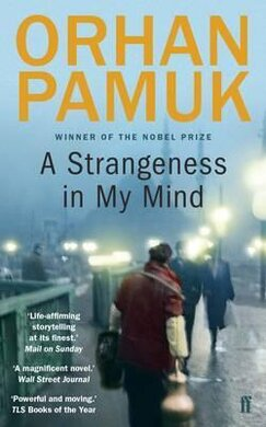 A Strangeness in My Mind - фото книги