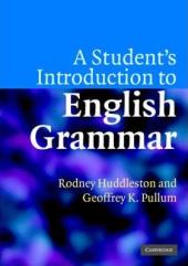 A Student's Introduction to English Grammar - фото обкладинки книги