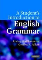 Книга A Student's Introduction to English Grammar