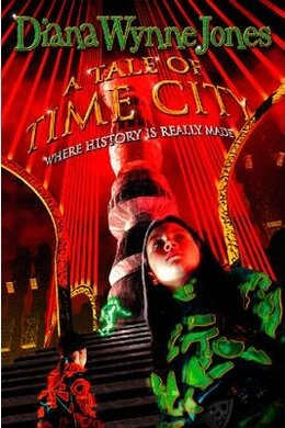A Tale of Time City - фото книги