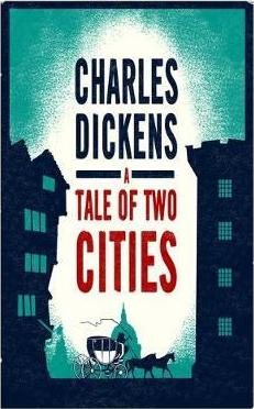 Книга A Tale of Two Cities