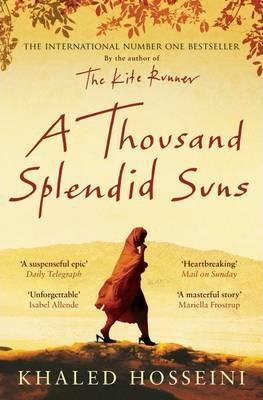 Книга A Thousand Splendid Suns