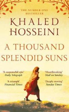 A Thousand Splendid Suns - фото книги