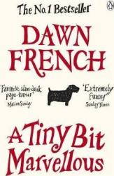 A Tiny Bit Marvellous - фото обкладинки книги