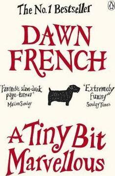 A Tiny Bit Marvellous - фото книги
