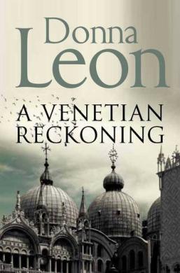 A Venetian Reckoning - фото книги