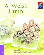 A Welsh Lamb ELT Edition - фото обкладинки книги