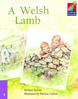 A Welsh Lamb ELT Edition - фото книги