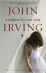 A Widow For One Year - фото обкладинки книги