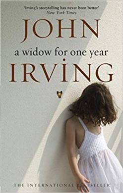 A Widow For One Year - фото книги