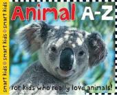 A-Z Animal: Smart Kids - фото обкладинки книги