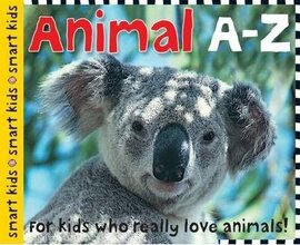 A-Z Animal: Smart Kids - фото книги