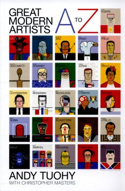 A-Z Great Modern Artists - фото книги