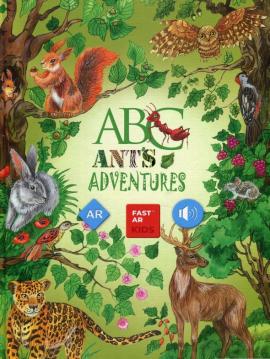 ABC Ants Adventures - фото книги