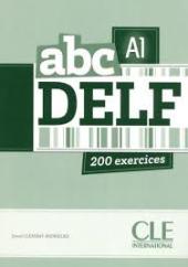 ABC DELF : Livre de l'eleve + CD A1 - фото обкладинки книги