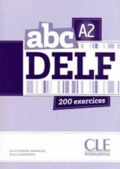 ABC DELF : Livre de l'eleve + CD A2 - фото обкладинки книги