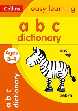 ABC Dictionary Ages 3-4 - фото книги
