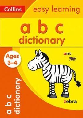 ABC Dictionary. Ages 3-4 - фото книги