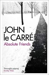 Absolute Friends - фото обкладинки книги