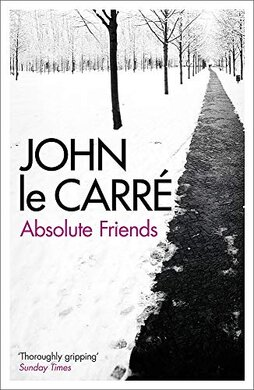 Absolute Friends - фото книги