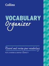 Academic Vocabulary Organizer - фото обкладинки книги