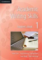 Книга для вчителя Academic Writing Skills 1 Student's Book