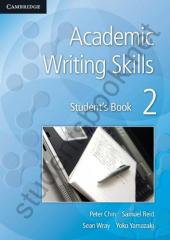 Academic Writing Skills 2 Student's Book - фото обкладинки книги
