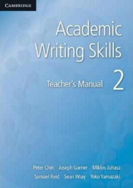 Academic Writing Skills 2 Teacher's Manual - фото книги