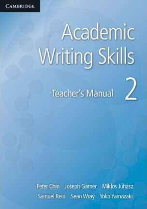 Посібник Academic Writing Skills 2 Teacher's Manual