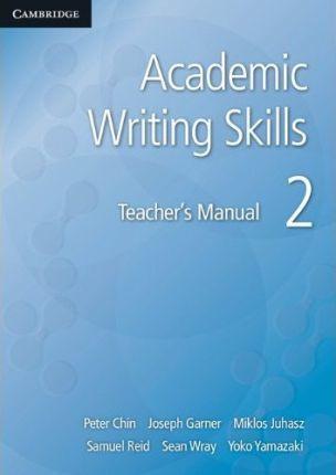 Посібник Academic Writing Skills 2 Teacher's Manual