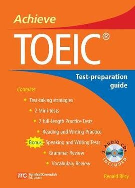 Achieve TOEIC - фото книги
