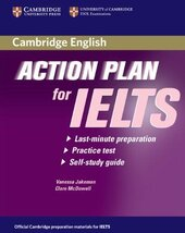 Action Plan for IELTS Academic Module Self-study Student's Book (підручник) - фото обкладинки книги