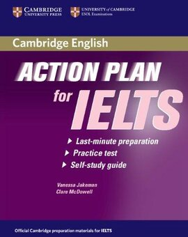 Action Plan for IELTS Academic Module Self-study Student's Book (підручник) - фото книги