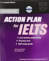 Action Plan for IELTS Academic Module Students Book+СD (підручник+аудіодиск) - фото обкладинки книги