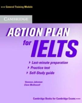 Action Plan for IELTS General Training Module Student's Book+CD (підручник+аудіодиск) - фото книги