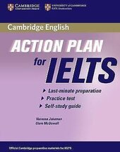 Action Plan for IELTS Self-study Student's Book General Training Module (підручник) - фото обкладинки книги