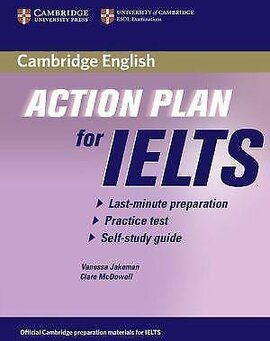 Action Plan for IELTS Self-study Student's Book General Training Module (підручник) - фото книги