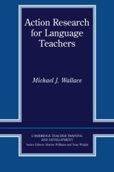 Action Research for Language Teachers - фото обкладинки книги