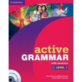 Active Grammar Level 1 Book with answers and CD-ROM (підручник+аудіодиск) - фото обкладинки книги