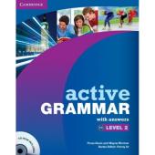 Active Grammar Level 2 Book with answers and CD-ROM (підручник+аудіодиск) - фото обкладинки книги