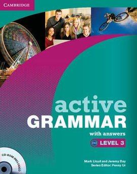 Active Grammar Level 3 Book with answers and CD-ROM (підручник+аудіодиск) - фото книги
